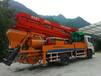 47米水泥搅拌泵车价格47米车载式折臂泵车多少钱47米混凝土泵车价格