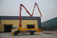 51米混凝土搅拌泵车价格51米水泥泵车多少钱51米车载式泵车