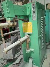 東莞35活動臂腳踏點焊機二手焊機鐵線點焊設備圖片