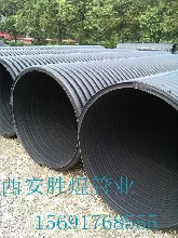 钢带增强螺旋波纹管价格,钢带增强螺旋波纹管介绍,钢带增强螺旋波纹管施工方案图片
