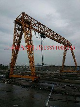 求购长期收售各式二手龙门吊、二手单双梁桥式行车、5吨-100吨