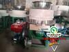 济南小麦电动石磨机视频小麦面粉石磨机钰全石磨设备