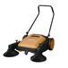 清扫铁屑砂石灰尘扫地机|依晨无动力扫地机YZ-900