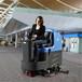 洗地机报价|容恩驾驶式洗地机重庆工厂用洗地机