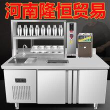 奶茶店设备在哪里购买,奶茶机器全套设备需要多少钱图片