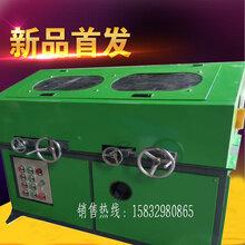 方管拋光機圓管除銹機平面全自動拋光機設備
