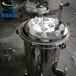 轻型精密过滤器滤芯过滤器不锈钢滤芯过滤器水处理