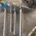 强磁除铁器不锈钢强磁铁屑过滤器强磁过滤器厂家