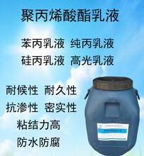 聚丙烯酸酯乳液生產廠家圖片