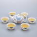 德化陶瓷厂广告茶具套装订做定制便宜茶具
