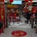石家庄商场摆闸,沧州超市单向手动摆闸,承德购物车通道感应门