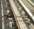 有轨电车轨排支撑架