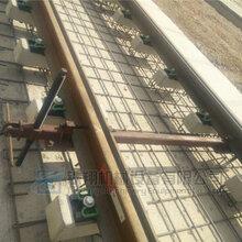 有軌電車軌排支撐架圖片