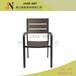 批发户外家具休闲铝椅庭院室外餐厅椅子