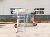 200公斤卧式不锈钢搅拌机带轮子的搅拌机天衡机械