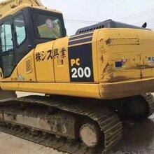 小松200二手挖掘机价格,小松200二手挖掘机介绍