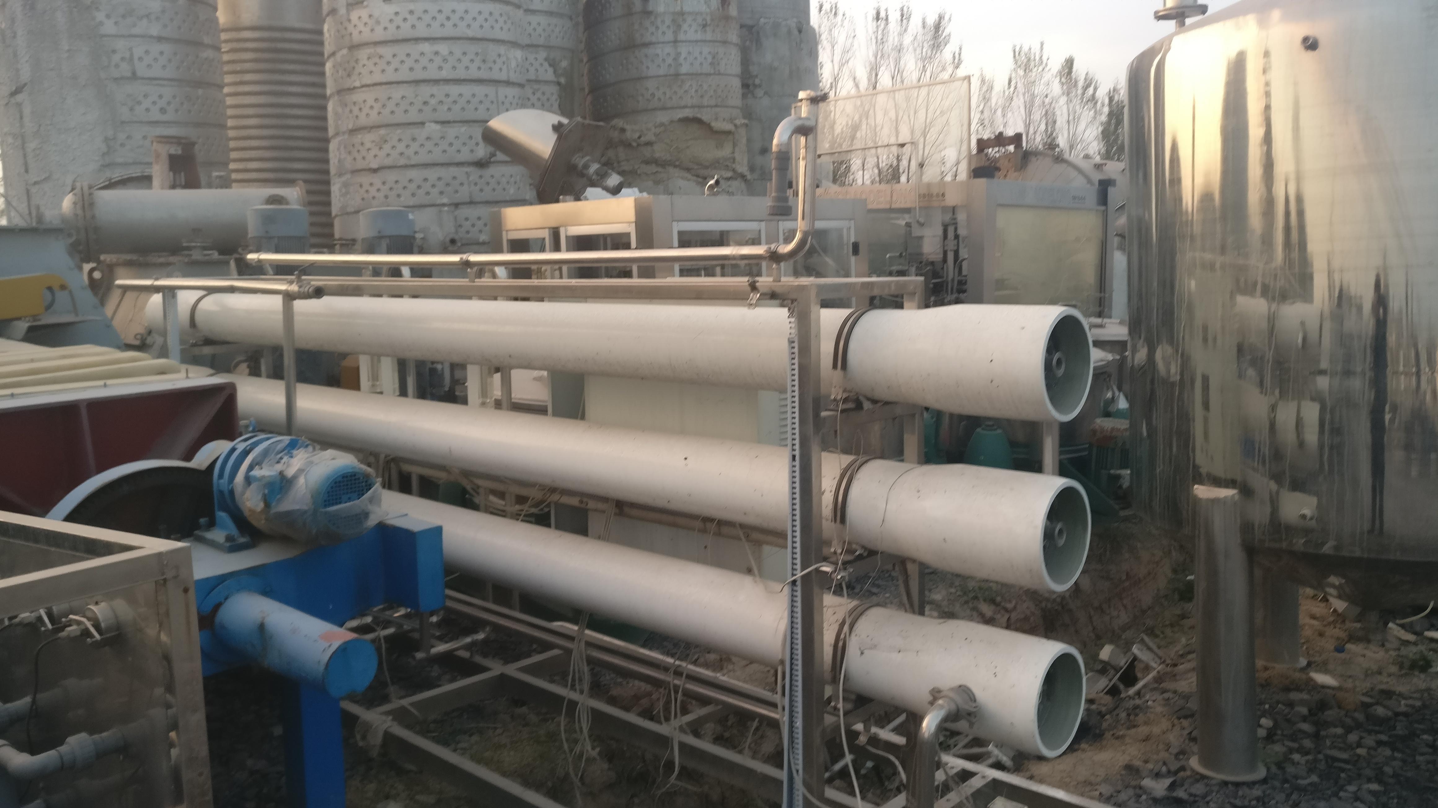 四川绵阳回收3T-5T不锈钢反应釜