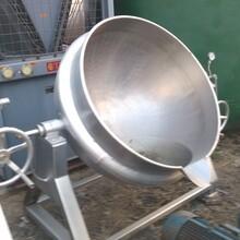 安徽淮南高价回收夹层锅