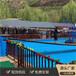 景区网红桥设备经营方法游乐场吸睛项目户外网红桥器材价格