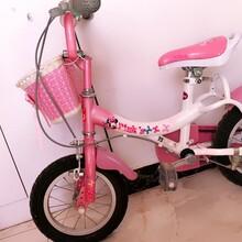 好孩子儿童自行车家中闲置出售图片