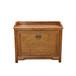 941红木网-新中式刺猬紫檀小鞋柜单件
