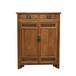 941红木家具-新中式刺猬紫檀鞋柜价格