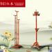 双十一超值价明轩三叉/凤头衣架非洲花梨木单件-941红木家具