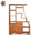 厂家直销中式非洲花梨木酒柜单件-941红木网