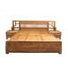新中式红木家具_刺猬紫檀大床三件套_941红木网