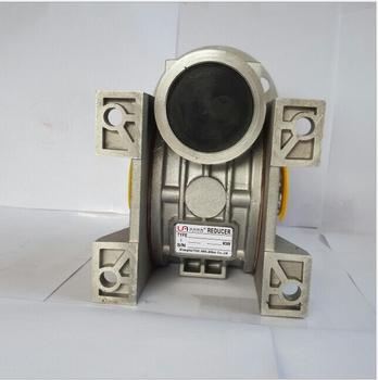 优昂牌VF110铝壳蜗轮减速箱云南大理机械设备常用电机散热性能好