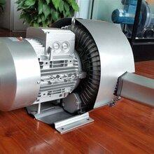 RB1010(7.5KW)旋涡高压气泵,漩涡高压鼓风机,透浦式中压鼓风机,图片