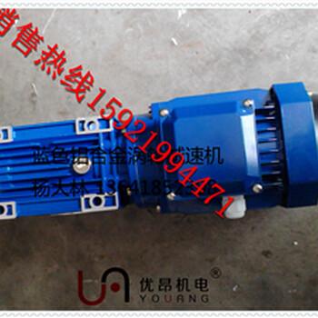 NMRV075/30-YX3-90L-4-1.5KW上海鬆江閔行幸運飛艇設備用渦輪減速電機