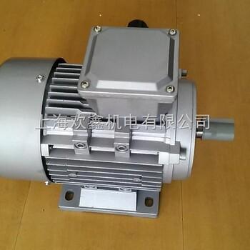 上海优昂工厂供应立式小功率电动机YS7114-0.25KW/B5货期快质量好