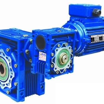 河北衡水市凸轮分割器和输送流水线经常需求涡轮减速机NMRV075/30-YX390L-4-1.5KW