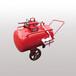 湖南长沙强盾PY移动推车式消防泡沫罐半固定轻便式泡沫灭火装置