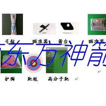北京东方神箭提供L3000型自装型固定靶射箭设备