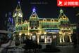 上海市金外殼LED洗墻燈靈創照明專注戶外燈具12年