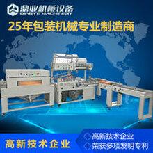 热销供应QL4518全自动边封封切机+DSC4525型链式热收缩机