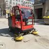 市政路面驾驶式吸尘清扫车/工厂厂区清扫车