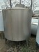 出售二手卧式储罐二手不锈钢卧式储罐二手聚丙烯PP储罐