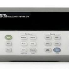 仪器仪表回收Agilent34972A数据采集器