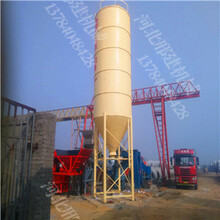供应优质成品水泥罐大型散装水泥仓图片