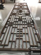 超長鏡面玫瑰金不銹鋼屏風完美詮釋304不銹鋼焊接工藝圖片