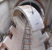 盾構管片修補管片由於吊運過程中碰撞產生的破損和掉角怎麼處理比較好?