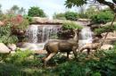 蘇氏山水-摩崖石刻是一種藝術圖片
