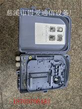 1分8芯12芯24芯1分16分光分纤箱插片式光分路箱光纤光缆光纤分线盒