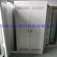 ODF576芯光纤配线柜三网合一光缆配线架直插式配线柜图片