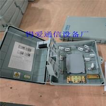 室外1分16光分路器箱十六光纤分光箱24芯光分纤箱光缆分线盒图片