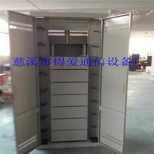 ODF光纤配线柜直插式光纤配线架柜720芯792芯30轨2m2.2m机房布线图片