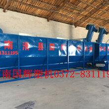 国辉塑机生产全自动pvc商标纸打散破碎清洗分离团粒磨粉设备图片